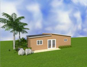 중국 오스트레일리아 휴대용 할머니 평지 싼 모듈방식의 조립 주택/조립식 작은 집 협력 업체