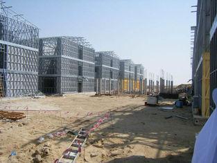 중국 강철 구조 아파트 건물/태풍 저항은 가정을 조립식으로 만들었습니다 협력 업체