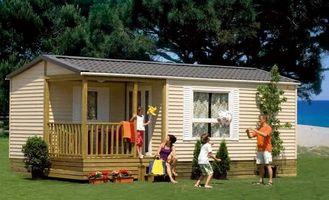 중국 유럽 작풍 이동 주택, 이동할 수 있는 휴일 가정, Foldable 집 협력 업체