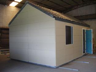 중국 가벼운 강철 구조물 이동할 수 있는 모듈방식의 조립 주택/ 접이식접이식 작은 모듈 조립식 집 협력 업체