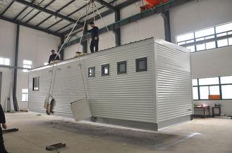 중국 샤워실을 위한 백색 오스트레일리아 모듈방식의 조립 주택/조립식 모듈방식의 조립 주택 협력 업체