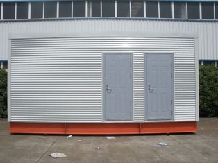 중국 이동할 수 있는 화장실/사무실을 위한 다기능 강철 구조 조립식 모듈방식의 조립 주택 협력 업체