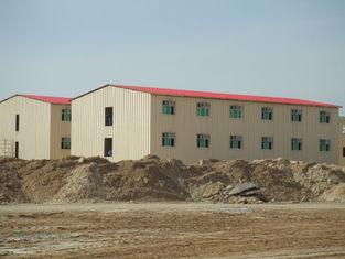 중국 저가 조립식 상업적인 건물/에너지 Saveing 조립식 금속 건물 협력 업체