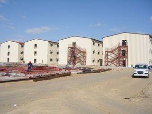 중국 조립식으로 만들어진 아파트 건물, 강철 구조물, 사무실 건물 협력 업체