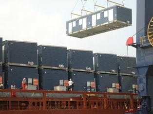 중국 완성되는 표면을 가진 경제 선호된 현대 모듈방식의 조립 주택 장비 협력 업체