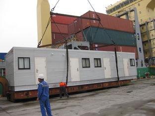중국 건축가는 모듈방식의 조립 주택/빛 강철 넓은 모듈 Tabernacle를 디자인했습니다 협력 업체