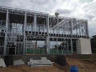 중국 현대 빠른 조립식으로 만들어진 집, 조립식으로 만들어진 금속을 설치해 단위를 수용하 협력 업체