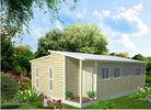 중국 조립식으로 만들어진 가벼운 강철 구조 오스트레일리아 할머니 평지, 1채의 사면 지붕 집 공장