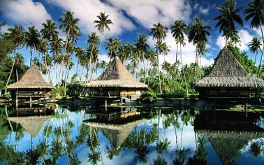 조립식 가옥에 의하여 발리 조립식으로 만들어지는 방갈로, 리조트 몰디브를 위한 Overwater 방갈로