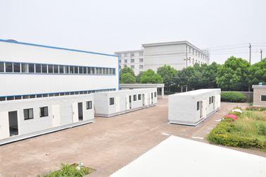 중국 침실을 위한 사무실을 위한 100% 완성되는 조립식 모듈방식의 조립 주택, 대리점