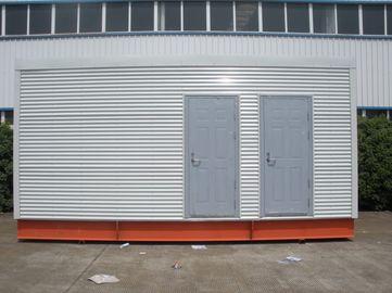 중국 이동할 수 있는 화장실/사무실을 위한 다기능 강철 구조 조립식 모듈방식의 조립 주택 대리점