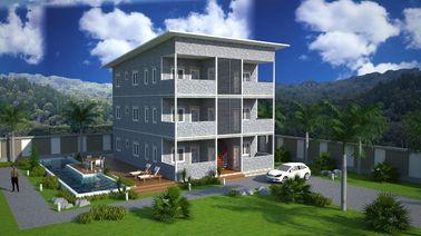 중국 SOHO 강철 구조물 조립식으로 만들어진 아파트 건물, 조립식으로 만들어진 아파트 대리점