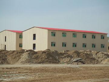 중국 저가 조립식 상업적인 건물/에너지 Saveing 조립식 금속 건물 대리점