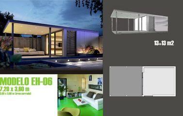 현대 가동은 휴일 가정을 강조하고/휴일 생존을 위한 정원 스튜디오를 조립식으로 만들었습니다