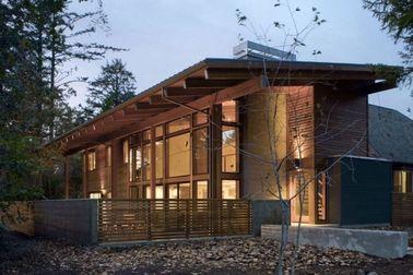 중국 남 아메리카, 가벼운 강철 목조 가옥을 위한 조립식으로 만들어진 장비 가정 대리점